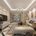 Neoclassical Dining Room Interior Design