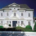 Neoclassical House Plan Square Feet Bedrooms
