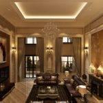 Neoclassical Living Room Interior Design House