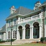 Neoclassical Style House Plans Dream Home Source