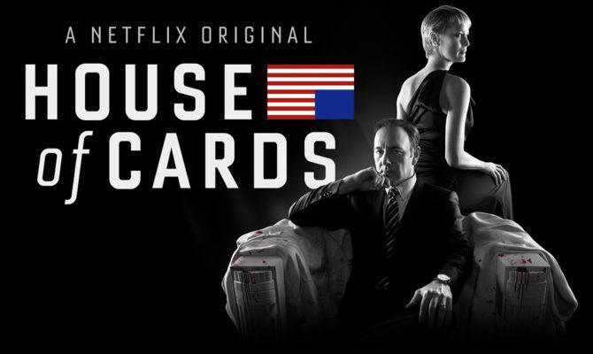 Netflix House Cards Season Episode Chapter