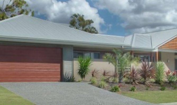 New Acreage House Plans Australian Corner Block