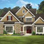 New American Home Plans Designs Homeplans