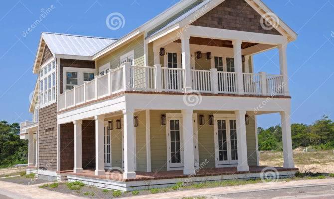 New Beach House Construction