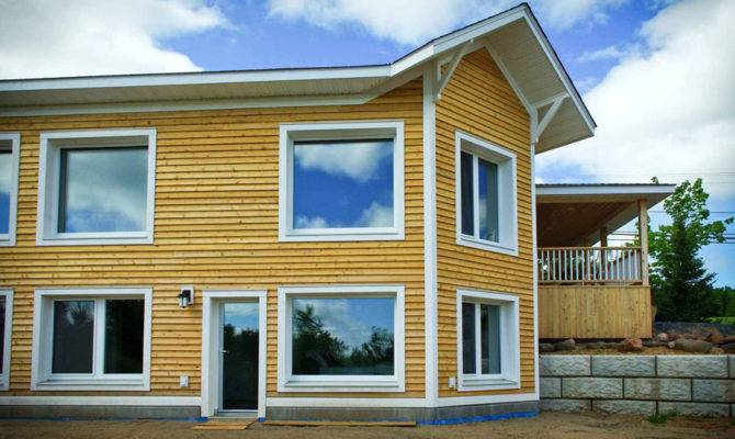 New Brunswick Most Energy Efficient Home Naugler House News