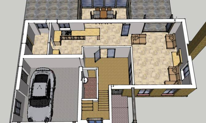 New Build Bedroom House Ground Floor Plan James