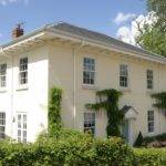 New Build Home Grade Listed Georgian Mansion Pauley