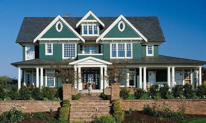 New Colonial House Plans Home Design Style