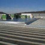 New Construction Metal Roof Deck
