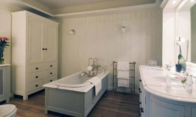 New England Cottage Modern Bathroom Ideas Zimbio