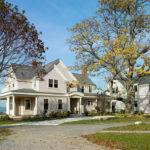 New England Home Plans Architectural House