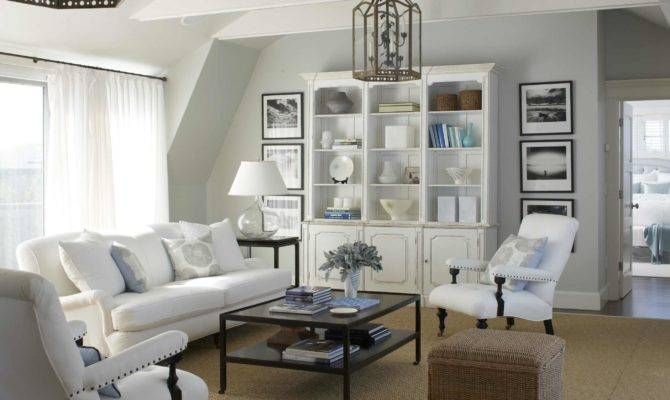 New England Style Interior Design Home Decorating Ideas