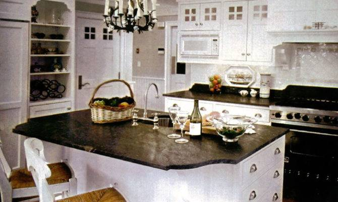 New England Style Kitchen Fine Living