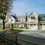 New England Waterfront Home Couture Design Associates