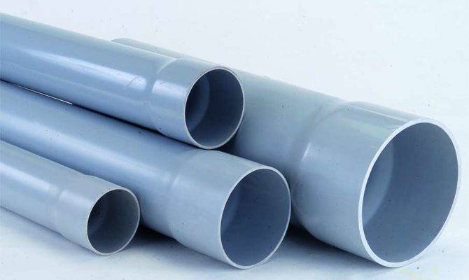 New Era Water Distribution Pvc Pipes