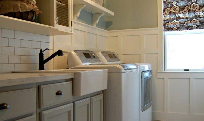 New Floor Laundry Room Cost Home Decor Ideas