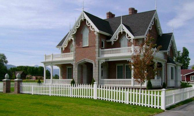 New Gothic Revival House Old Soul Hooked Houses