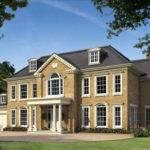 New Home Builders Burwood Park Walton Thames Surrey House