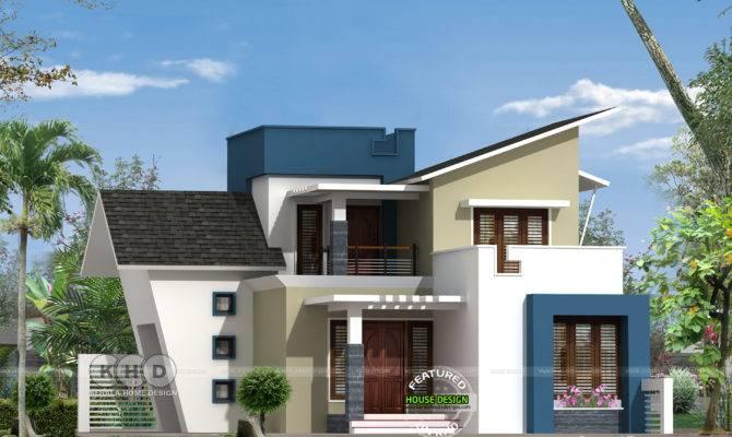 New Home Design House Designs Calicut Kerala