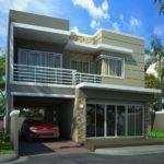New Home Designs Latest Modern Homes Front Views Terrace