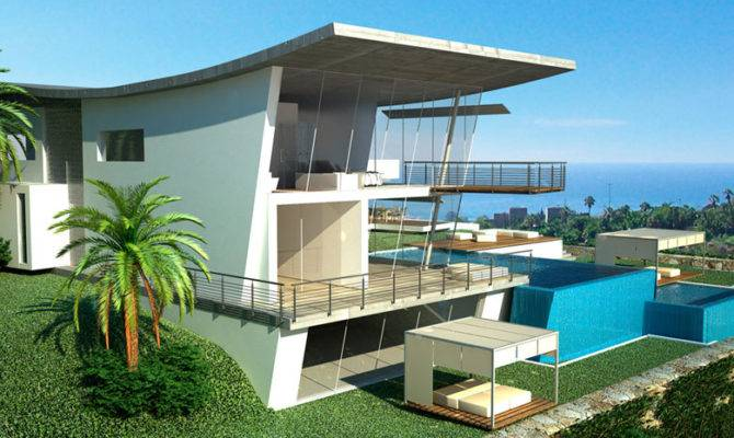 New Home Designs Latest Modern Villas Ideas