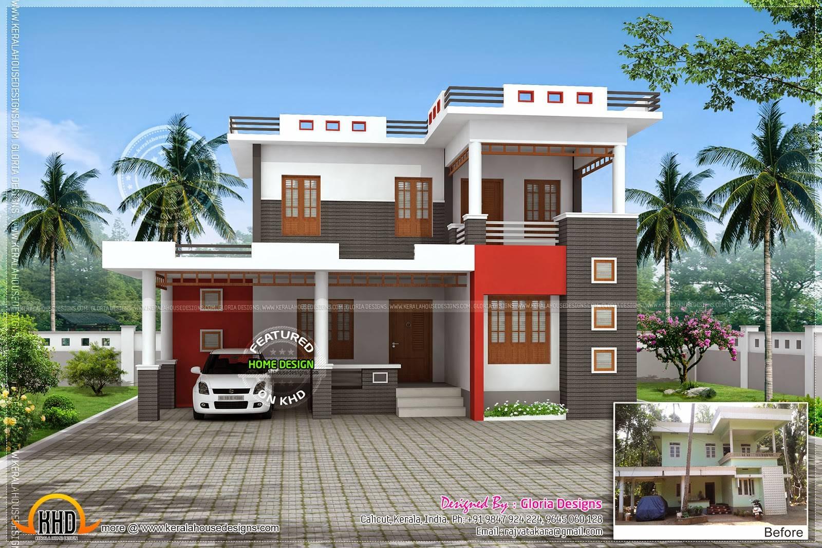 New Home Models Tamilnadu Homes Floor Plans