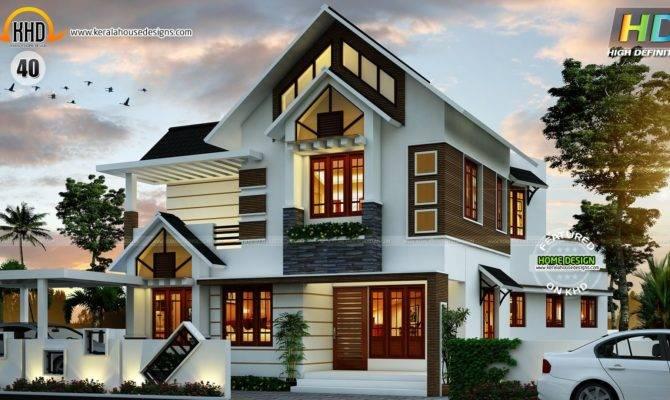 New Home Plans Deco