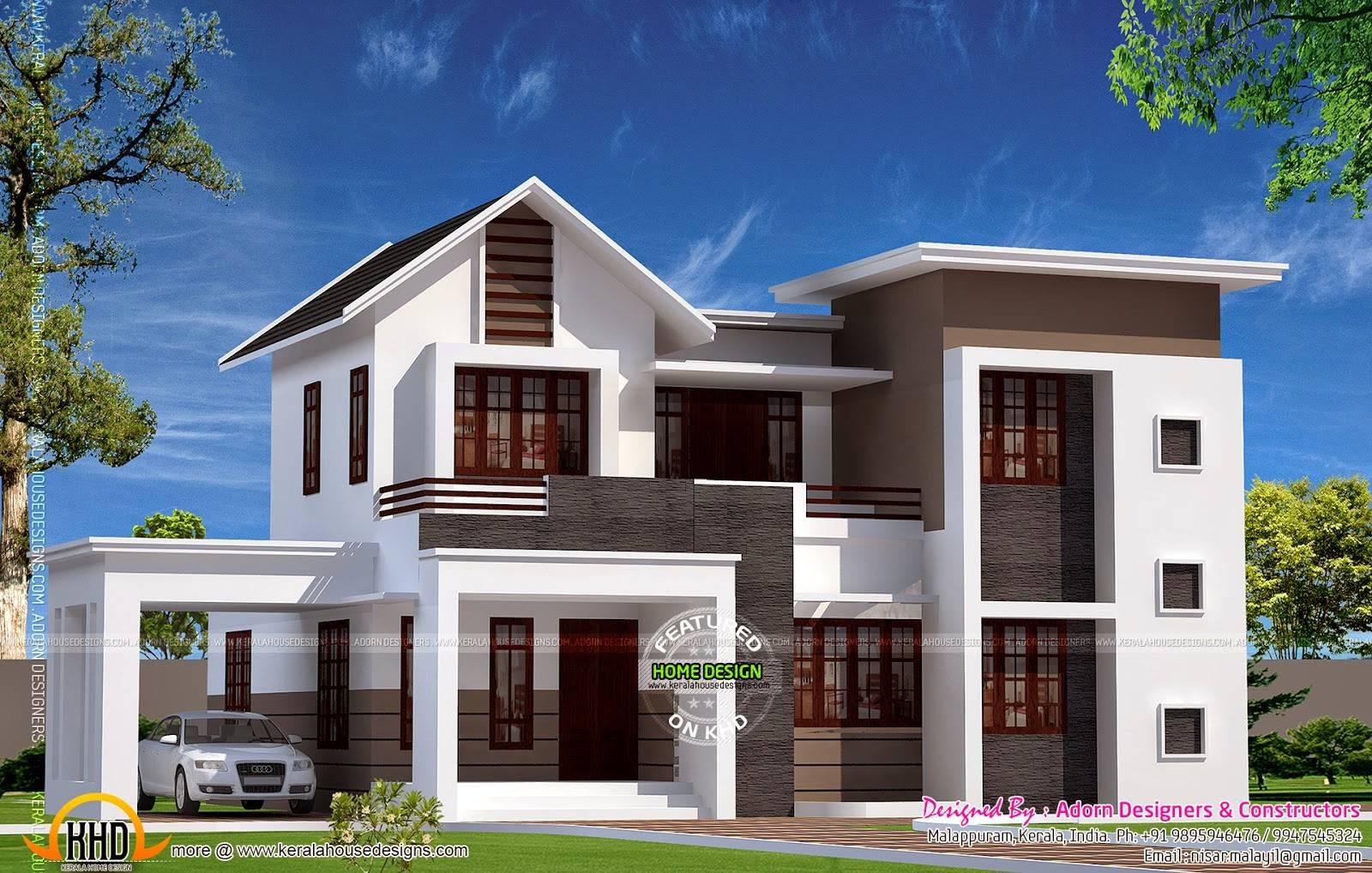 New House Design Feet Kerala Home