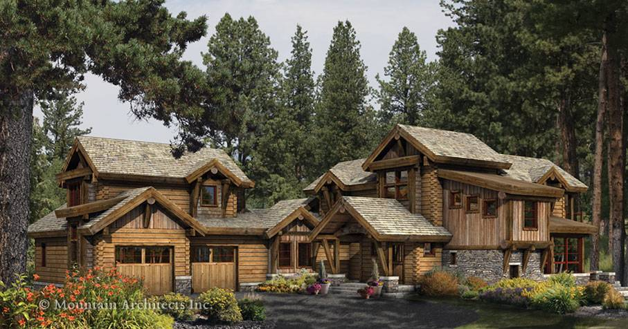 New Log Home Floor Plans Archives Plan Blog