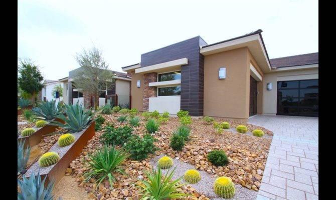New Luxury Single Story Homes Southwest Las Vegas Youtube