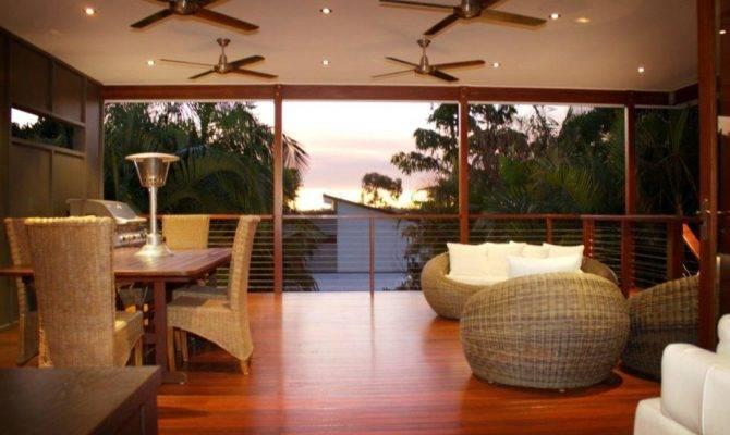 New Modern Timber Framed Deck House Design Plans Empire