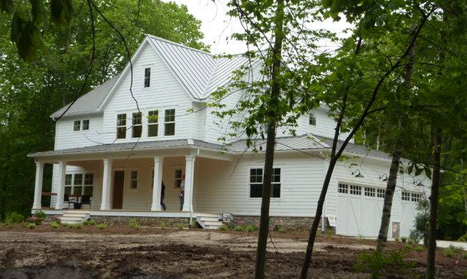 New Old Farmhouse Plans