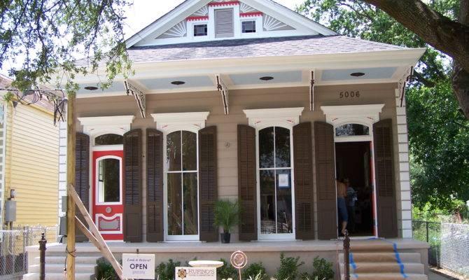 New Orleans Shotgun House Archi Dinamica Architects Inc