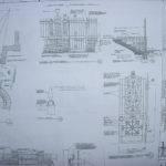 New Orleans Square Blueprints