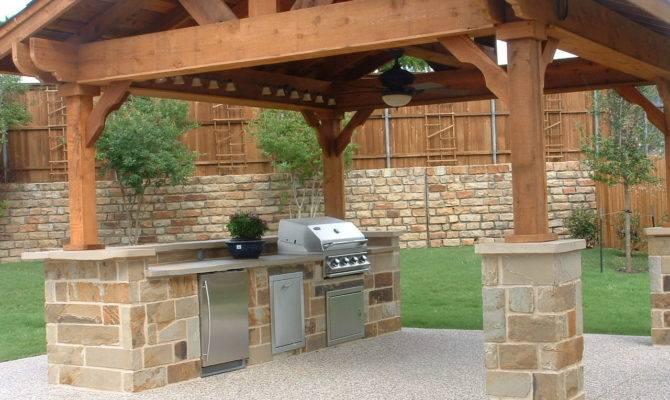 New Outdoor Kitchen Ideas More Designs