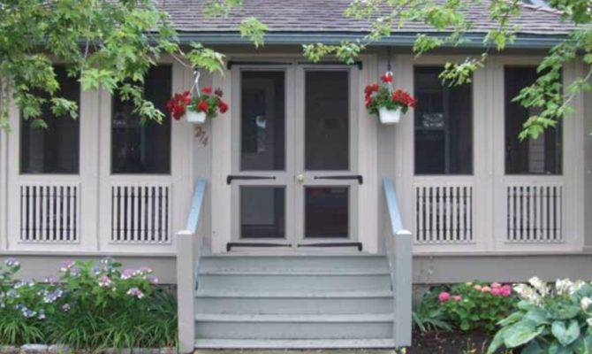 New Porches Old Houses House Restoration