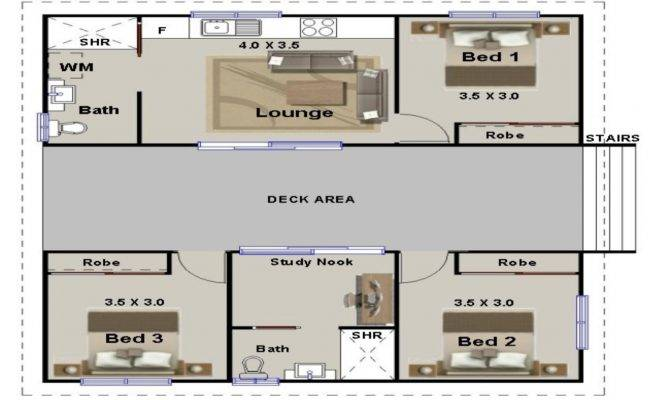 New Small Expandable House Plans