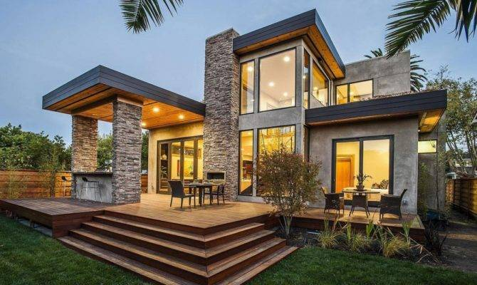 New Stone House Exterior Design Your Home Decor