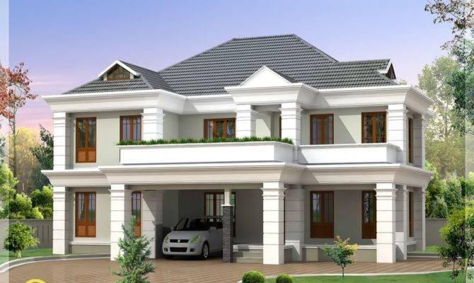 New Style House Design Bungalow Plans