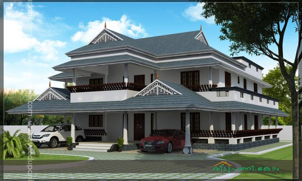 New Style Kerala Home Designs Best House Plan Bedroom