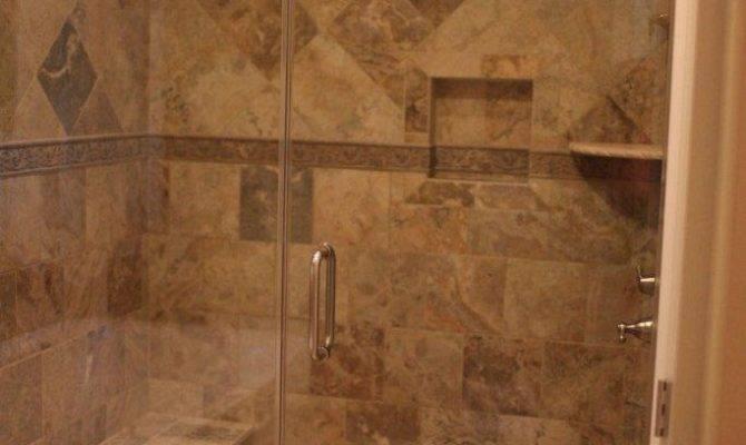 New Tile Bathroom Shower Joy Studio