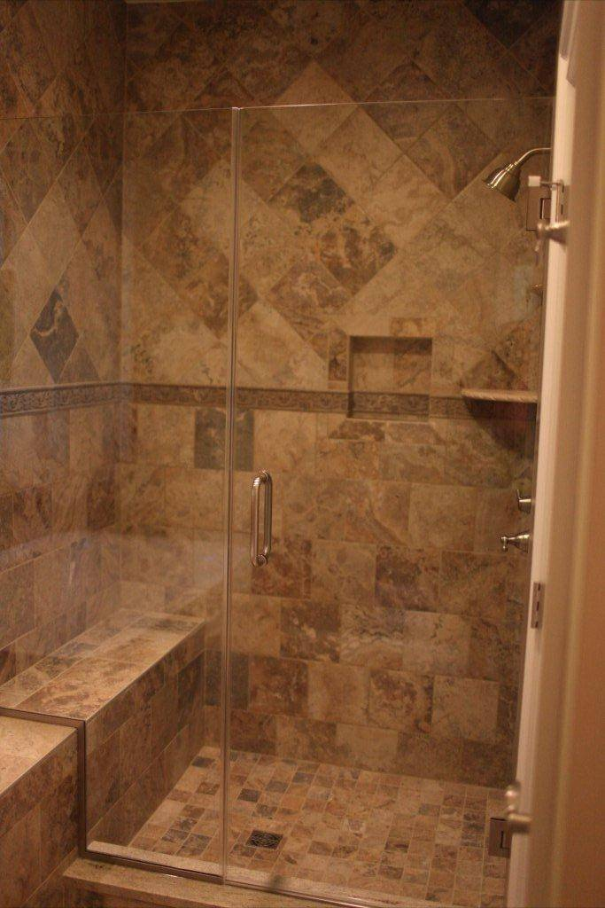 New Tile Bathroom Shower Joy Studio