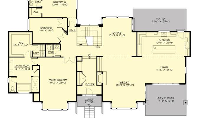 New Two Story Modern Plan Time Build