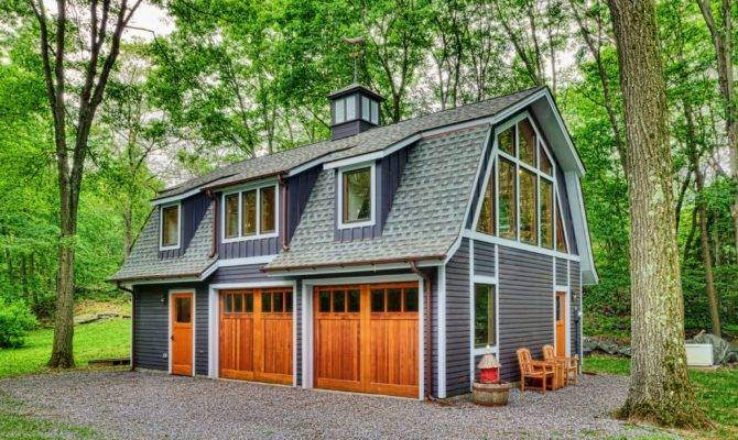 New York Studio Apartment Setup Ideas Garage Farmhouse