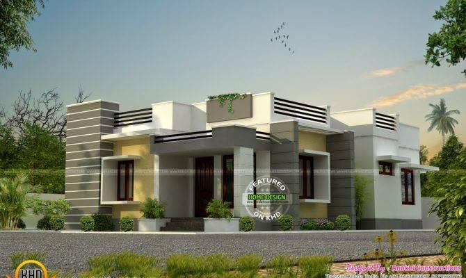 Nice Budget House Design Kerala Home Floor Plans