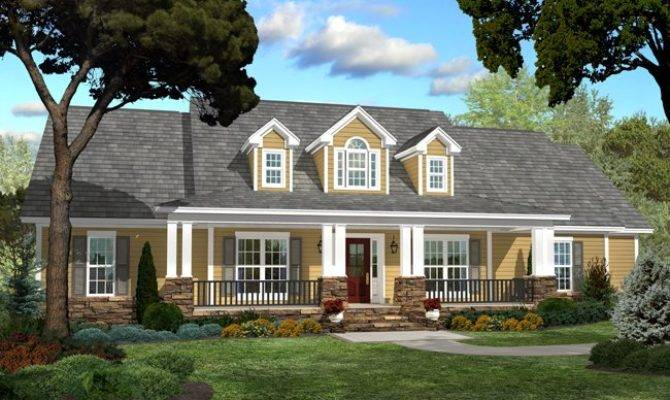 Nice Country Style Home Plans House