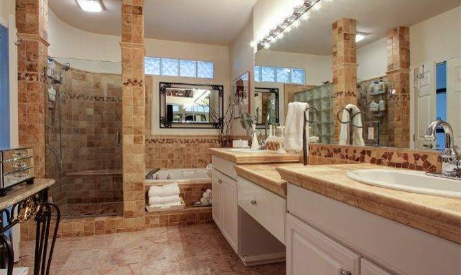 Nice Custom Master Bath Home Pinterest