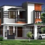 Nice Modern House Kerala Home Design