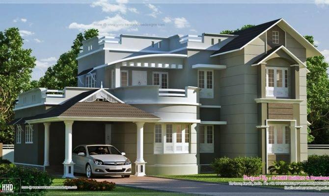 Nice New House Designs Home Interior Design