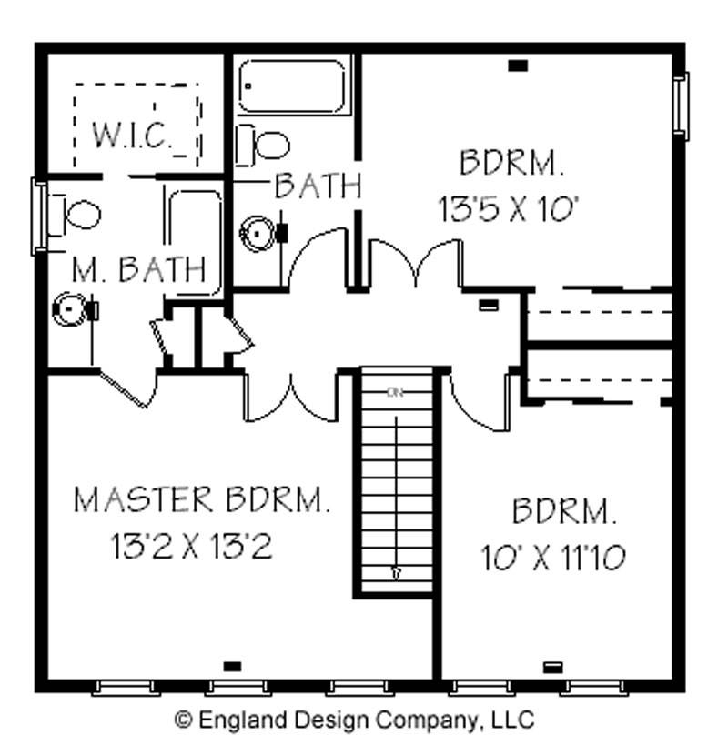 Nice Small Story House Plans Two
